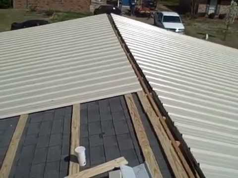 How Do You Install Furring Strips On A Metal Roof First