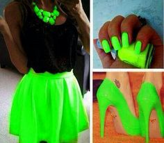 Green Fashion for Women