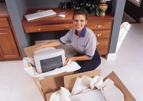 Moving with Home Electronics