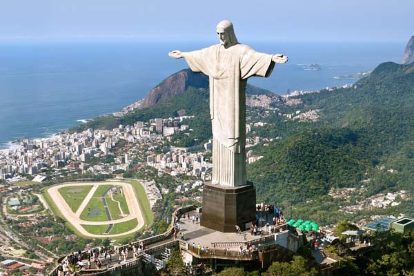 Vacationing in Brazil