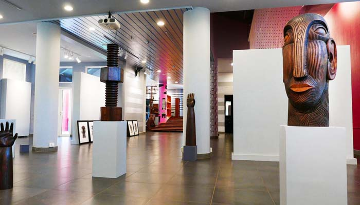 Famous Art Galleries In The World